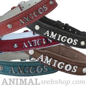 Naam halsbanden bij AnimalWebshop.com Hondenpenning.net HETDIER.nl 1