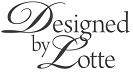 Designed by Lotte halsbanden hondenlijnen bij AnimalWebshop