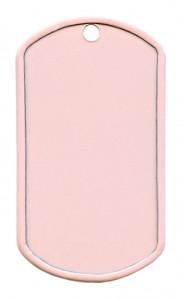 RVS geverfd – Baby roze (Z)